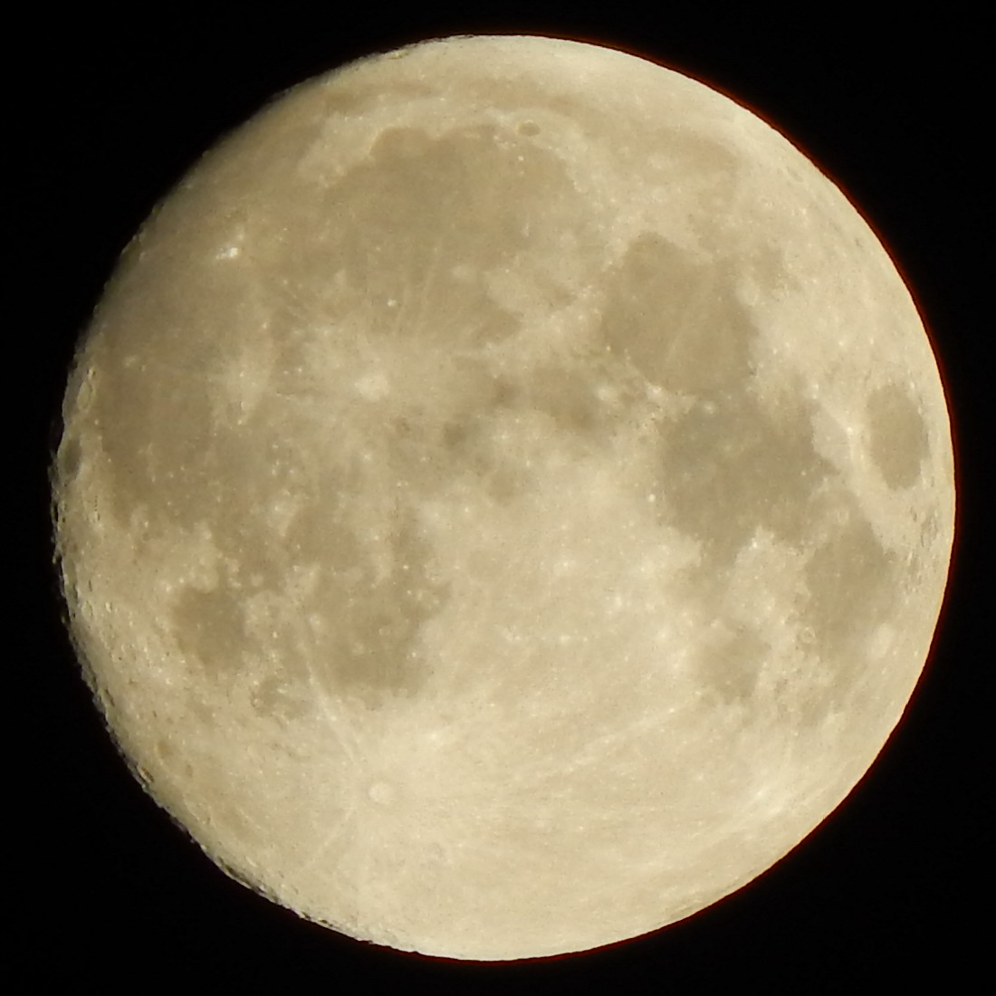 27-9-2015 23:27 - just before the blod moon.